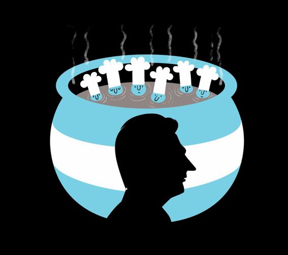 در آرژانتین چه می گذرد؟